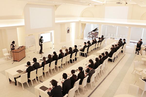 BLDグループホールディングス株式会社 入社式